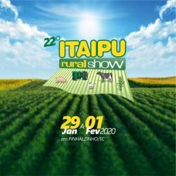 22° Itaipu Rural Show: Palestras temáticas levarão conhecimento aos participantes