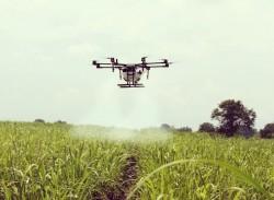 22° Itaipu Rural Show: Aplicação de defensivos por Drone é novidade na exposição
