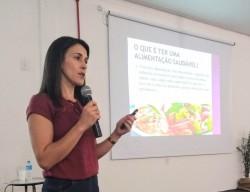 22º Itaipu Rural Show: Alimentação com amor e empatia foi tema de palestra