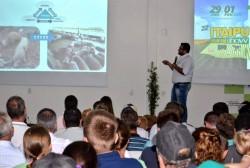 22º Itaipu Rural Show: palestra abordou importância da Biossegurança na Suinocultura