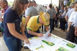 22° Itaipu Rural Show: Senar/SC e Cooperitaipu renovam parcerias para fortalecer o campo