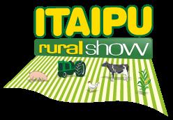 Logo - Itaipu Rural Show - A evolução do agronegócio passa por aqui!